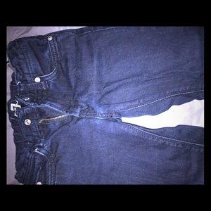 Boys size 5 seven jeans